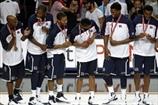 Украина поднимается на две строчки в рейтинге FIBA