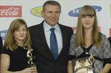 Ольги — лучшие спортсменки Украины последних двух месяцев осени