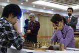 Шахматы. В четвертьфинале ЧМ-2010 украинка начинает с поражения