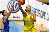 ЧЕ U-20. Украинки занимают шестое место