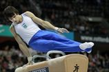 Украинец – чемпион Универсиады в гимнастическом многоборье