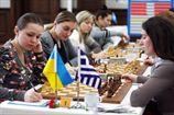Шахматы. Украина выиграла у Греции