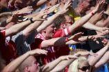 Евро-2012. Вчера Львов посетило 45 тысяч болельщиков