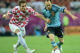 Испания не пускает Хорватию в плей-офф Евро + ВИДЕО