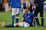 Италия теряет Кьеллини
