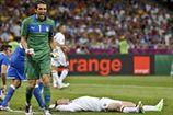 Серия пенальти выводит Италию в полуфинал Евро-2012 + ВИДЕО