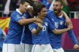 Евро-2012. Сборная Италии прибудет в Киев в субботу