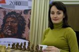 Шахматы. Женская сборная Украины сыграла вничью с Грузией