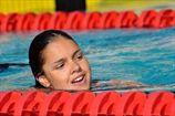 Плавание. Зевина завоевала две медали на Кубке мира