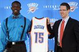 НБА. Оклахома продлила контракт с Джексоном