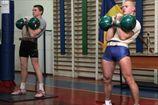 Гиревой спорт. Украина выиграла чемпионат мира