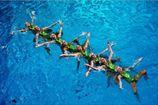Синхронное плавание. Украинки — третьи на турнире в Мехико