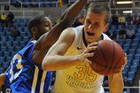 Владимир Герун дебютировал в NCAA