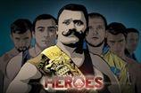 Украинские олимпийцы — чемпионы мира и Европы примерят на себя образы супергероев