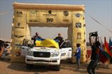 SIXT Ukraine отправилась на Дакар