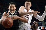 NCAA. Лэнь и Мэриленд успешно проходят предварительный раунд
