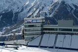 В Сочи уже готовят снег на Олимпиаду