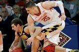 NCAA. Лэнь и Мэриленд завершили сезон