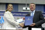 НОК Украины и ЮНИСЕФ вместе будут помогать детям