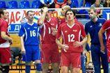 Волейбол. Химпром вышел из отпуска
