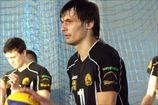 Волейбол. Химпром: у Юшкевича возникла проблема с коленом