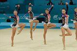 Художественная гимнастика. ЧМ-2013. В групповых упражнениях Украина вне десятки