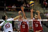 Волейбол. ЧЕ-2013. Хозяева вылетают, Россия выходит на Францию