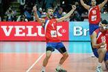 Волейбол. ЧЕ-2013. Бронза достается Сербии
