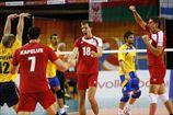 Волейбол. Отбор ЧМ. Украина дожимает Румынию