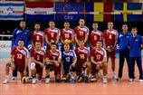 Волейбол. Отбор ЧМ. Победный аккорд Украины