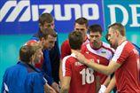 Волейбол. Отбор ЧМ. Финны отправляют Украину к себе в группу