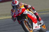 MotoGP. Гран-при Валенсии. Маркес задает темп