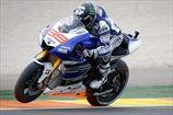 MotoGP. Гран-при Валенсии. Лоренсо выигрывает разогрев
