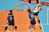 Волейбол. Отбор ЧМ-2014. Украинки упускают победу в матче с румынками