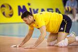 Волейбол. Отбор ЧМ-2014. Украинцы дают бой финнам, но все-таки уступают