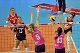 Волейбол. Отбор ЧМ-2014 (женщины). Турция легко побеждает Украину