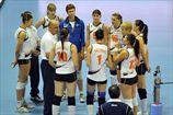 Волейбол. Отбор ЧМ-2014. Украинки посчитали делом чести обыграть напоследок киприоток