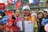 Как Бубка-старший в эстафете Олимпийского огня участвовал. ФОТО