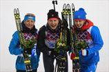 Биатлон. Вита Семеренко зарабатывает первую медаль для Украины