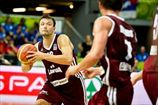 Латвия желает стать соорганизатором Евробаскета-2015