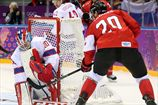 Хоккей. Канада добывает первую победу в Сочи