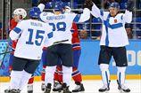 Хоккей. Финляндия разгромила норвежцев