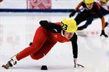 Шорт-трек. Ян Чжоу выигрывает 1500 метров у женщин