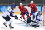 Хоккей. Финляндия: для Баркова Олимпиада окончена