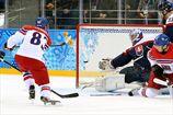 Хоккей. Чехия удерживает победу над Словакией