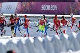 Официально: украинки не участвовали в лыжном спринте из-за травмы Сердюк