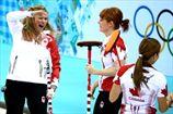 Керлинг. Женщины. Канада и Швеция в финале