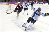 Хоккей. Финляндия берет бронзу
