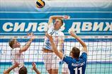 Волейбол. Чемпион Украины с боями уступает в Москве