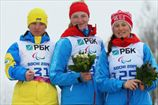 Паралимпиада. Украина берет 6 медалей в биатлоне